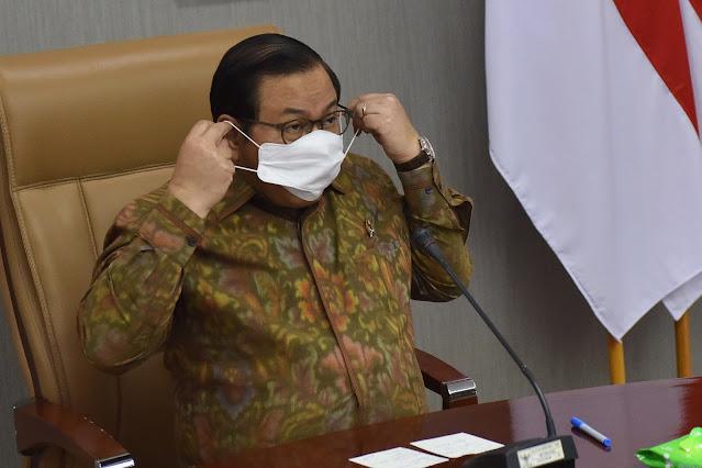 Seskab Pramono Anung: Vaksinasi Upaya Sungguh-Sungguh Pemerintah Atasi Pandemi COVID-19