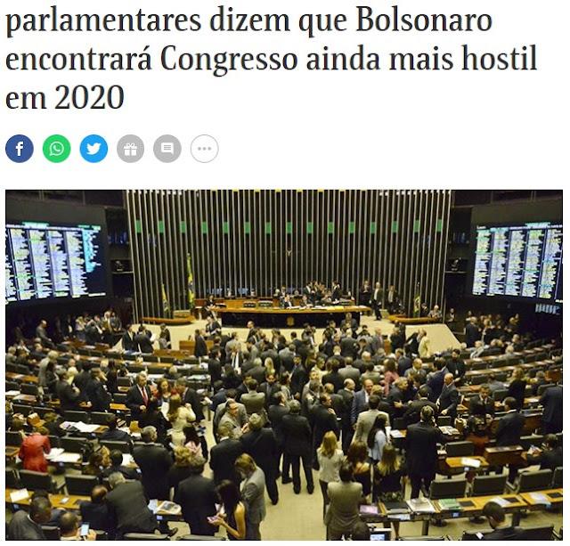 INIMIGA DE BOLSONARO LHE DESEJA UM INFELIZ 2020