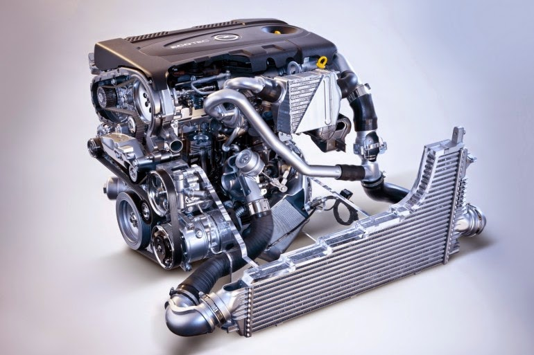 Opel BiTurbo CDTI 2.0