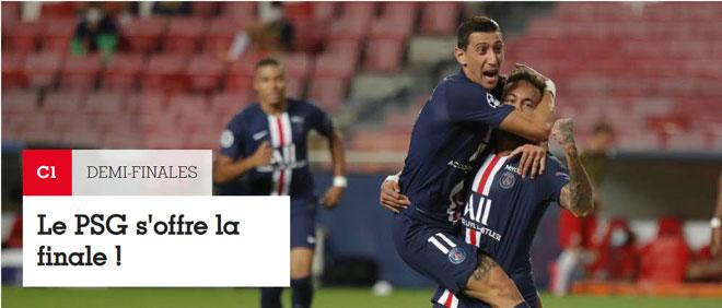 PSG đại thắng vào chung kết Cúp C1: Báo Pháp hả hê ăn mừng kỳ tích lịch sử 3