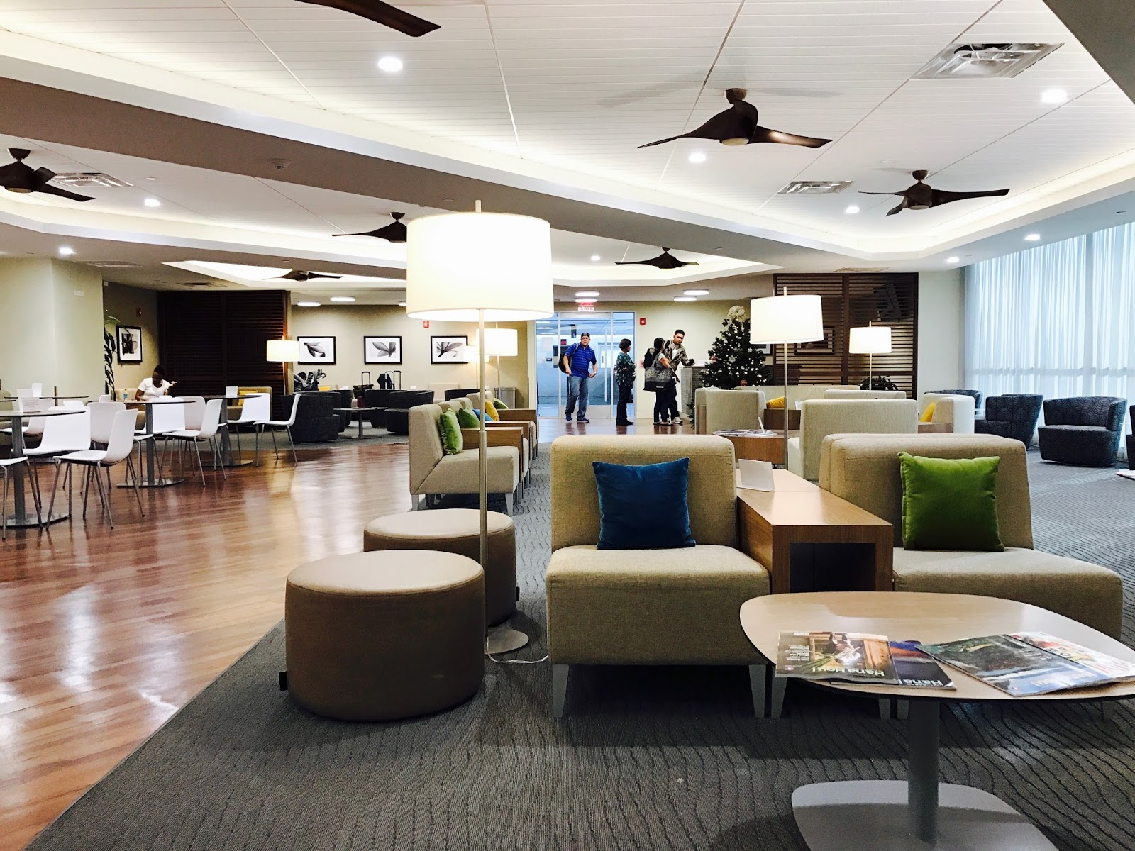 Relax At Priority Pass Participating Lounge In Honolulu Airport While  Waiting For Inter Island Flight