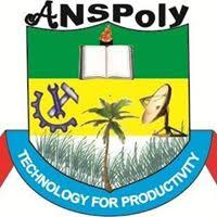 ANSPOLY Admission Application Form