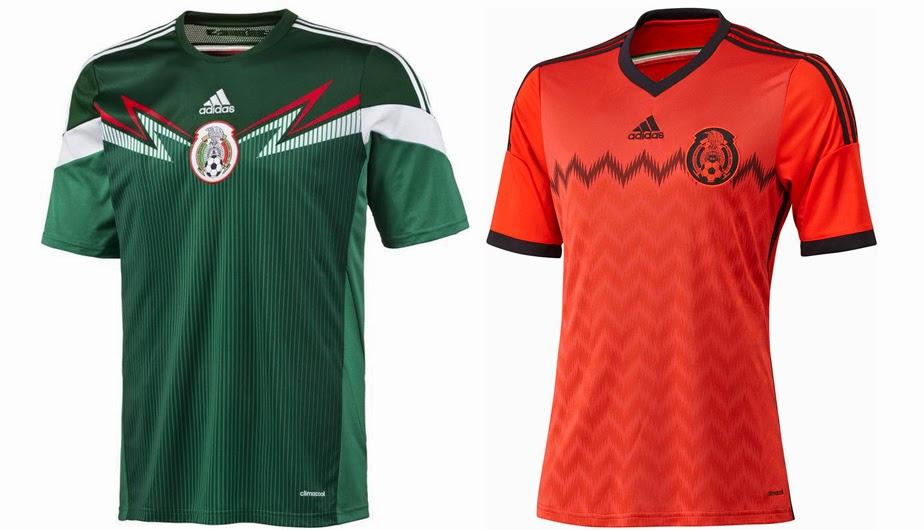 2f3bc11ec055f nueva camisetas del futbol 2014-2015  personalizar camiseta mexico ...