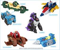 Transformers Titans Return Titan Masters Hasbro Chromedome Weirdwolf Apeface Takara トランスフォーマーレジェンズ ウィアードウルフ クロームドーム