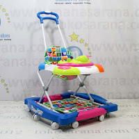royal ry9383 piano baby walker