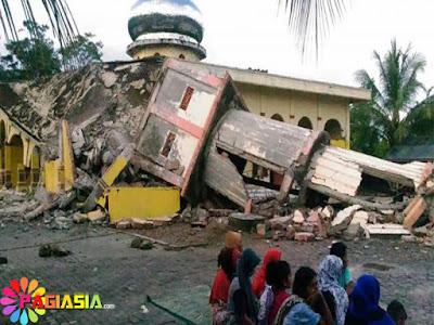 Pemerintah telah Menyiapkan Dana Stimulus untuk Kerusakan Rumah Warga Pasca Gempa Bumi di Aceh