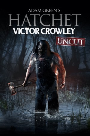 Download Victor Crowley (2017) English Movie 720p BluRay 600MB