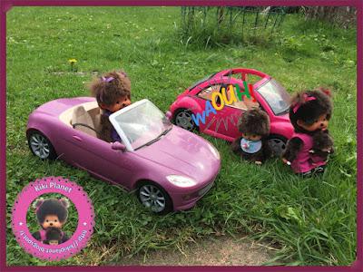 new beetle voiture kiki monchhichi vintage ajena maman bébé bebichhichi virkiki ajena course nain plage foret aventure need for speed gta