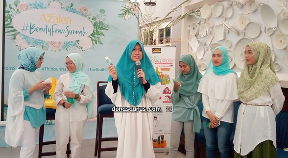 review produk Azalea Zaitun Oil