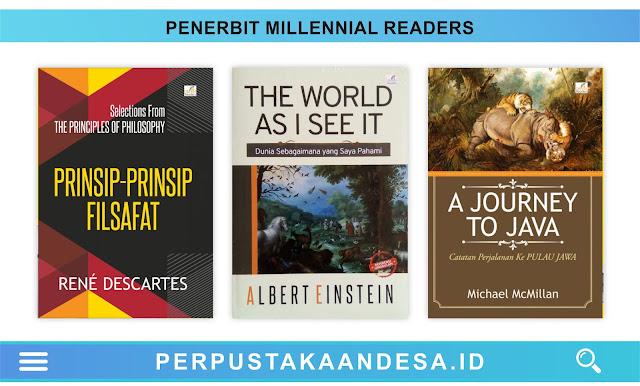 Daftar Judul Buku-Buku Penerbit Millennial Readers