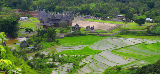 Daerah Rantau Penduduk Luhak Tanah Datar