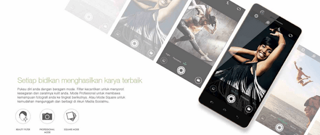 Harga & Spesifikasi Infinix Hot S X521 4G Ready