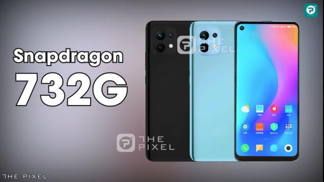 Xiaomi Mi 11 Lite Snapdragon 732G chip 2