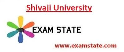 Shivaji University Time Table 2017