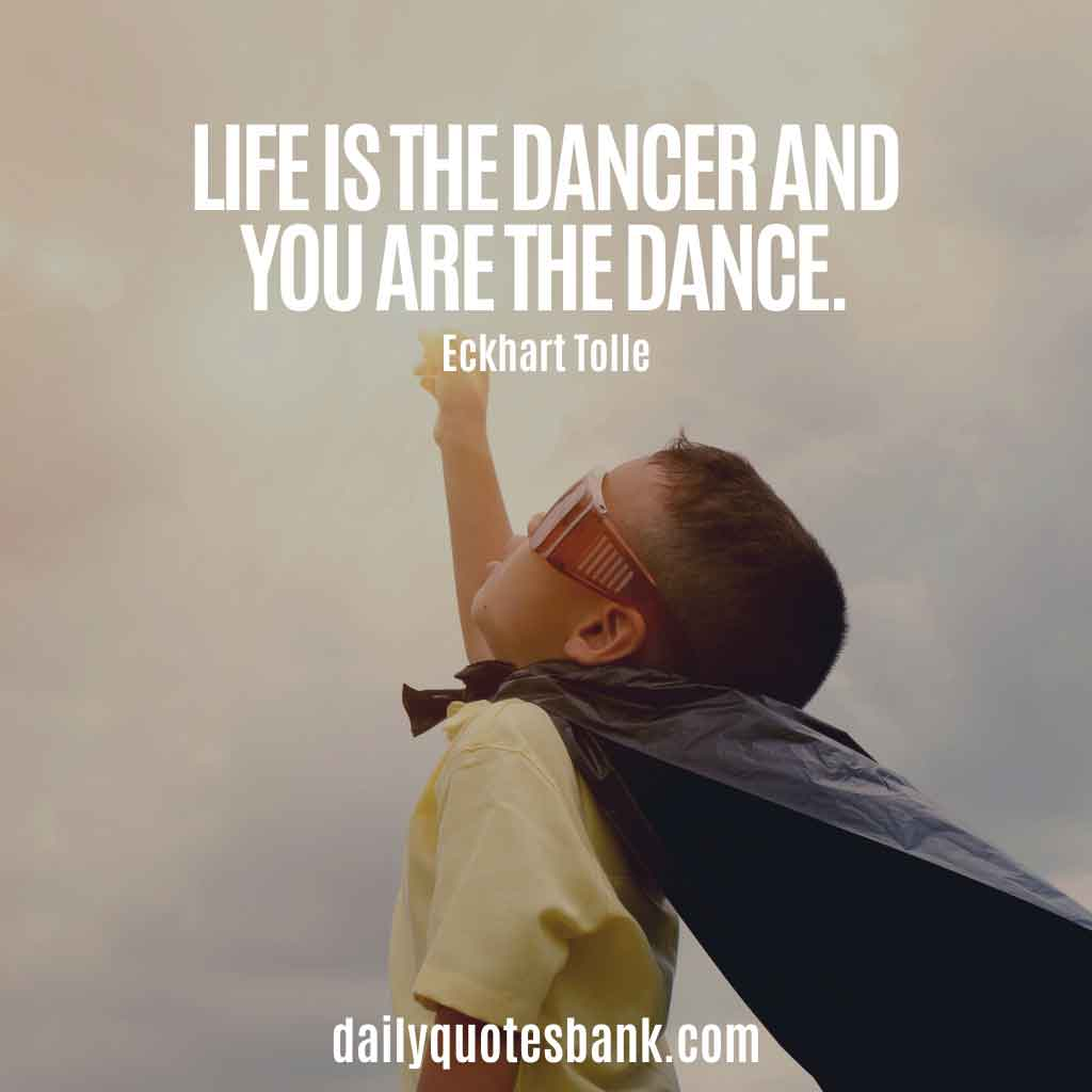 Famous Eckhart Tolle Quotes