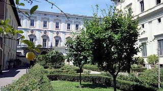 Jardim Italiano da Villa Farnesina