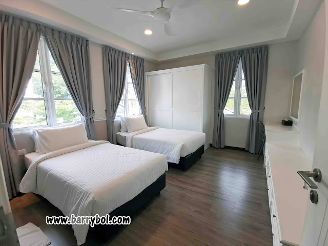 Turf Resort Penang Bungalow For Rent Homestay  Holiday Penang Influencer Blogger Malaysia
