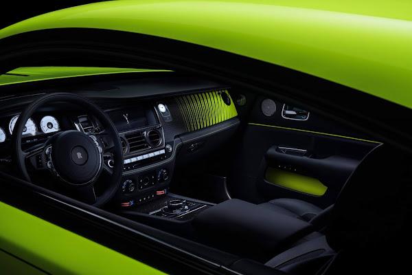 Rolls Royce Dawn, Wraith e Cullinan - Neon Lights