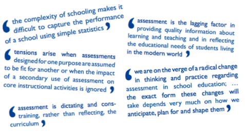 FORMAL AND INFORMAL ASSESSMENTS ASSESMENT IN EDUCATION