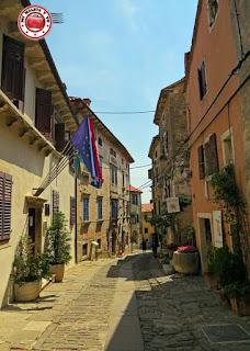 Groznjan, Istria, Croacia