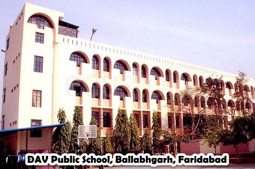 DAV Public School, Ballabhgarh, Faridabad
