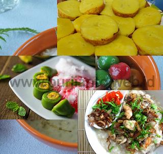 Ragam Kuliner Khas Bulan Ramadhan, Beda Daerah Beda Kulinernya
