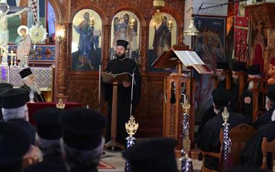 Η βίωση του Ορθόδοξου Πάσχα ήταν το κεντρικό θέμα συνεδρίου της Μητροπόλεως Παραμυθίας...