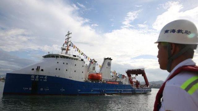 China Bantu Evakuasi KRI Nanggala, Ahli Kapal Selam: Misi Mempelajari Geografi Maritim