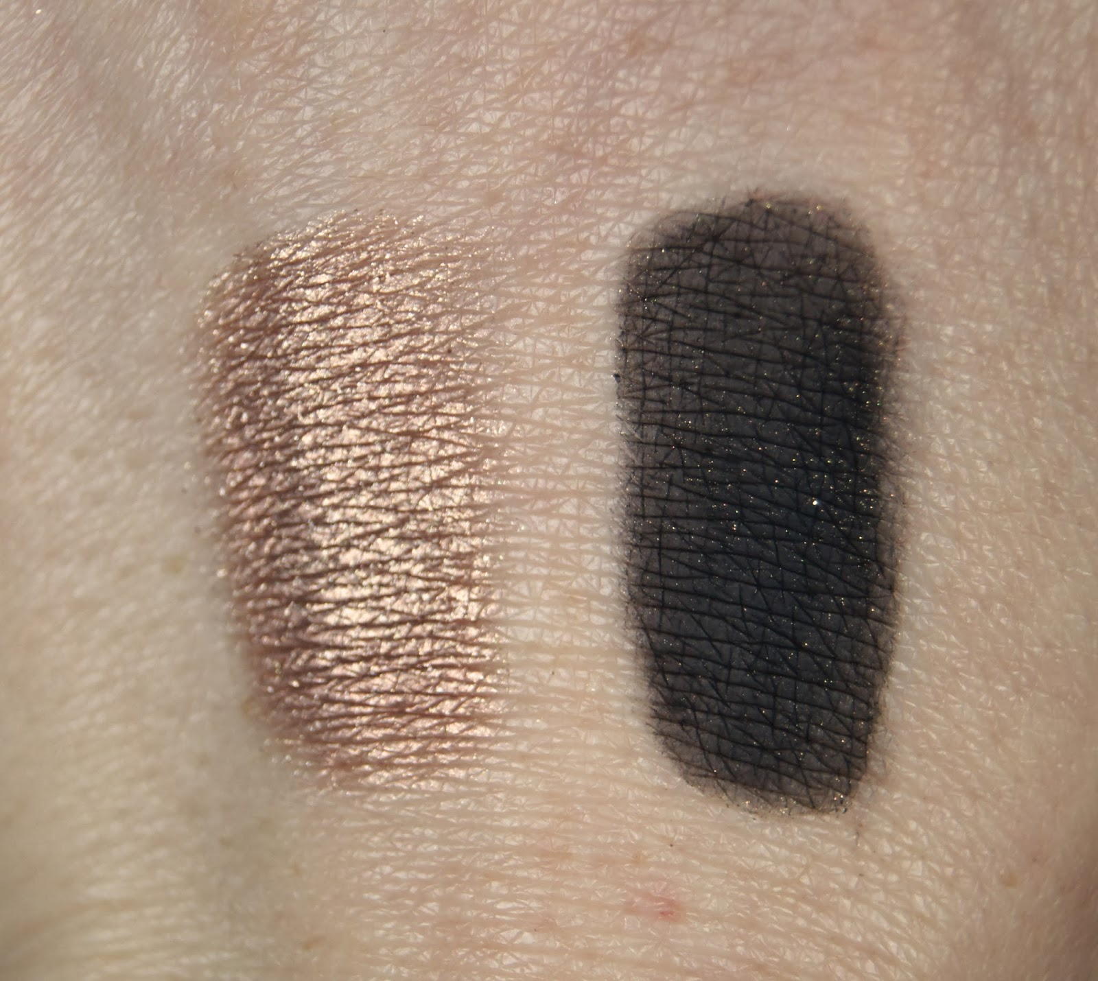 nars and god created the woman eyeshadow palette kalahari night clubbing swatches