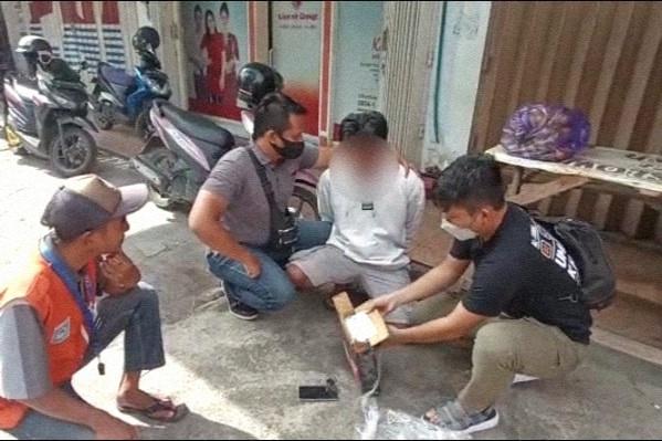750 butir Tramadol gagal beredar di Mataram
