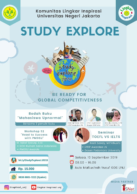 STUDY EXPLORE (Be ready for global competitiveness)