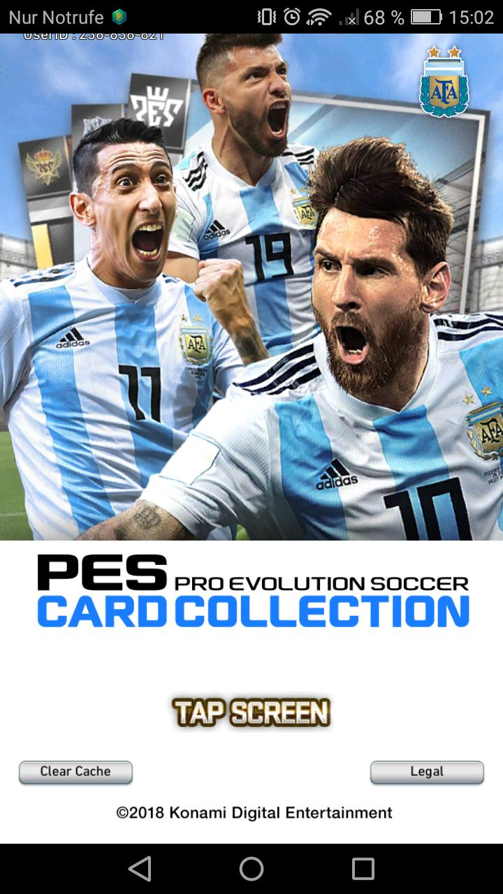 Going Home: PES Card Collection - Tutorial / Guide / Tips