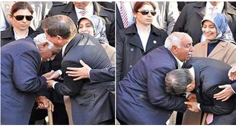 العالم يتحدث عن القاضى الأردنى الذى ترك المنصة ليقبل يد متهم .