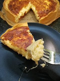 #28daysofblogging Blogger-Challenge Tag1: Schweizer Käsekuchen