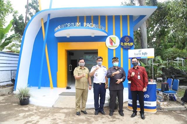 bank bjb Hadirkan Kemudahan Bayar Uji KIR di Kabupaten Bandung via Scan Barcode