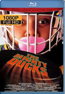The Mighty Ducks (Los campeones) (1992) [1080p BRrip] [Latino-Inglés] [LaPipiotaHD]