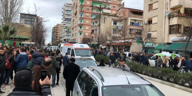 60 students poisoned in Fier left the hospital, doctors: They're in good shape