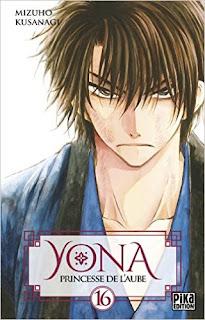 Yona, Princesse De L'aube de Mizuho Kusanagi PDF