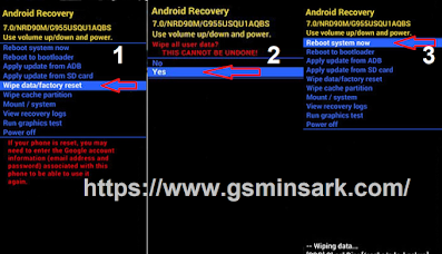 كيفية فرمتة واعادة ضبط المصنع ﺳﺎﻣﻮﺳﻨﺞ جلاكس Samsung Galaxy S20