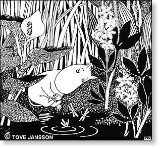 Tove Jansson Muumi
