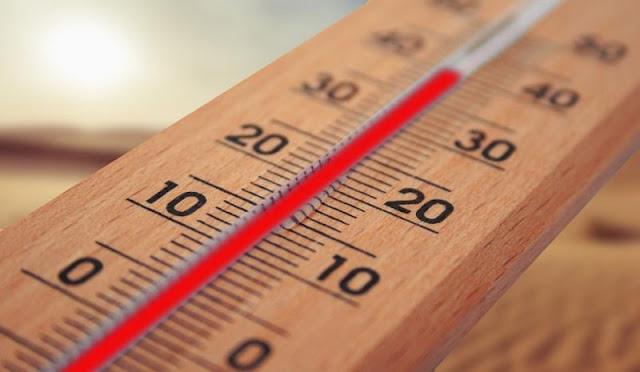 Στη Σπάρτη το ρεκόρ θερμοκρασίας σήμερα 2/8 στην Πελοπόννησο