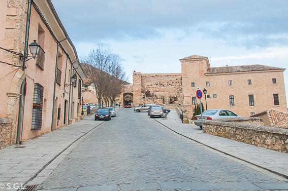 Arco de Bezudo en Cuenca. 10 lugares para visitar en Cuenca