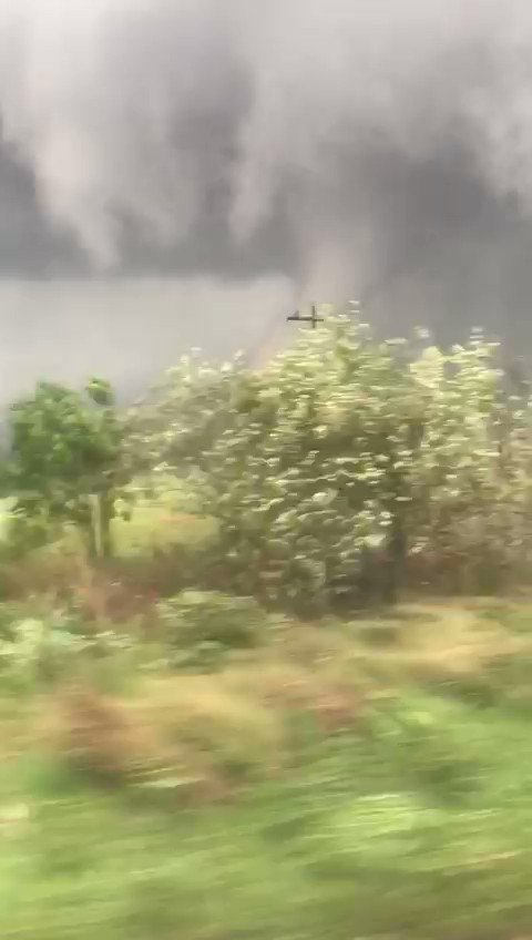 Tornado HIts Parts of KwaZulu-Natal