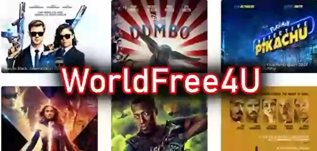 WorldFree4u – 300MB Movies Hollywood Hindi Dubbed Download 2020