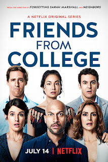 Friends from College Netflix Series Poster