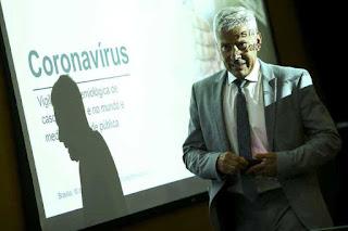 2.201 pacientes confirmados com coronavírus no Brasil