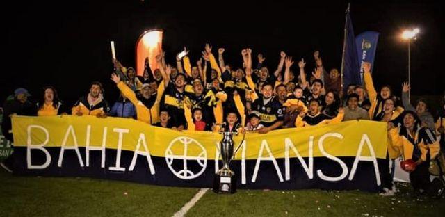 San Juan de la Costa: premian a ganadores del torneo interligas