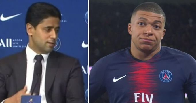 Sky Sports: Mbappe feels PSG want to keep him against his will