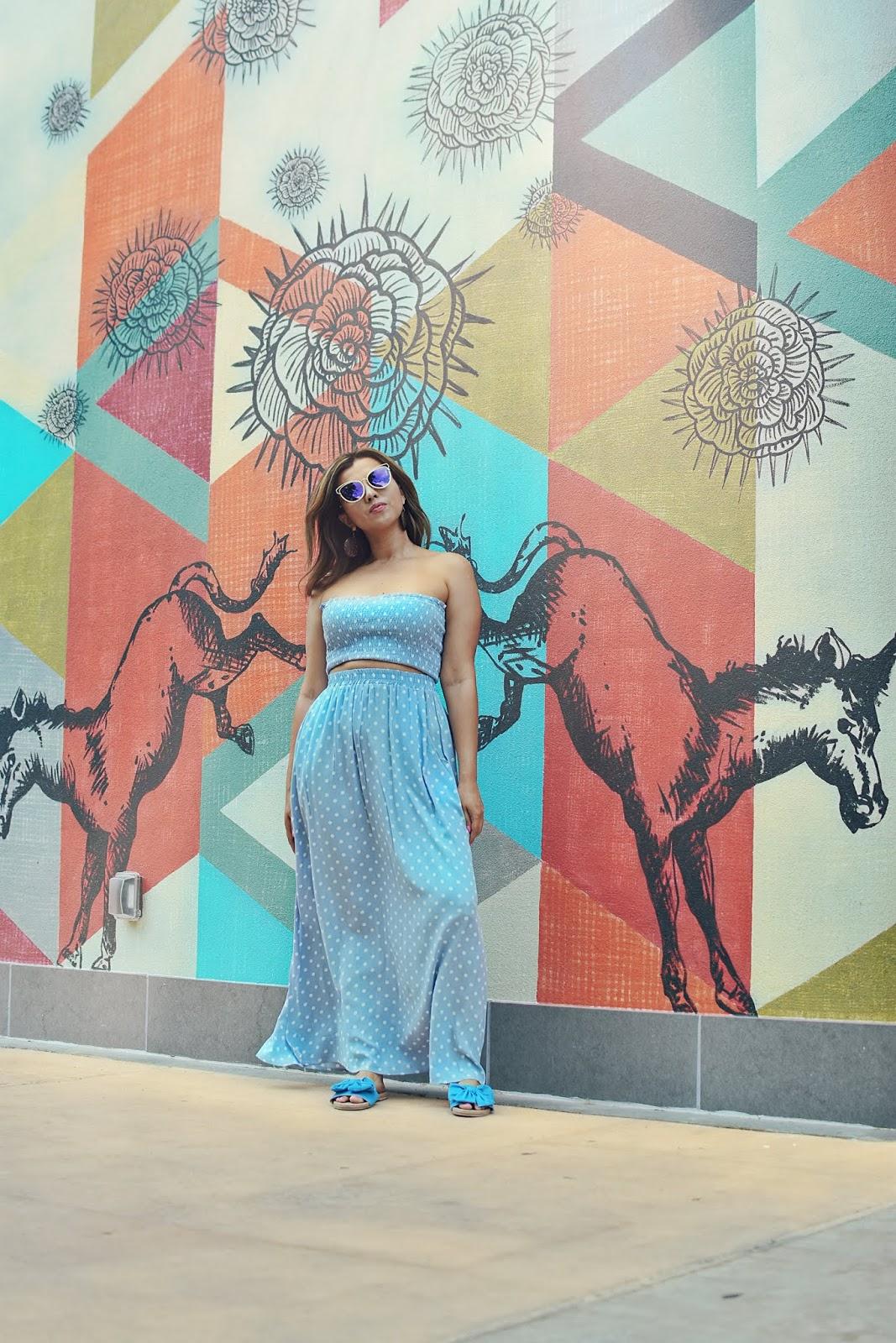 Purple Polka Dots-mariestilo-sheingals-shein-dcblogger-falda y crop top-armandhugon-modaelsalvador-modamexicana-