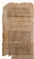 Apokryphon des Johannes